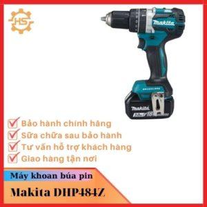 may-khoan-bua-dung-pin-makita-dhp484z