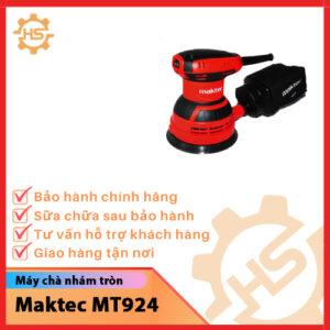 may-cha-nham-quy-dao-tron-MAKTEC-MT924